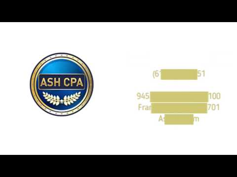 Ash CPA accounting firm