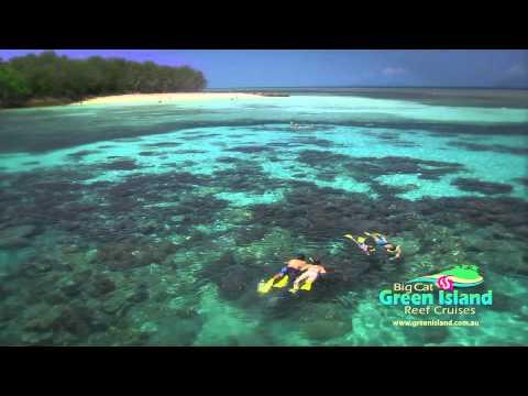 Big Cat Green Island Reef Cruises 2014, 2 minute video