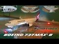 Qantas Boeing 737 Max 8 Rc Airplane Build Video By Ramy Rc
