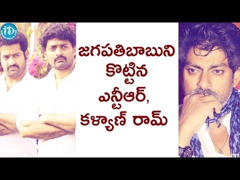 NTR & Kalyan Ram To Fight With Jagapathi Babu