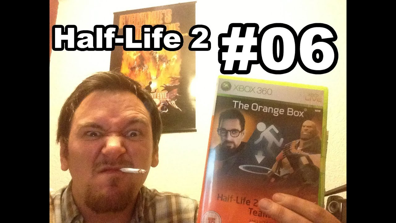 Speedy Renton: Half-Life 2 (Part 06)