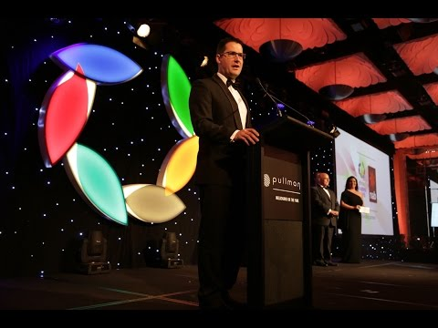 2016 Ethnic Business Awards – Announcement of Small Business Category Winner – Senator The Hon Zed Seselja MP