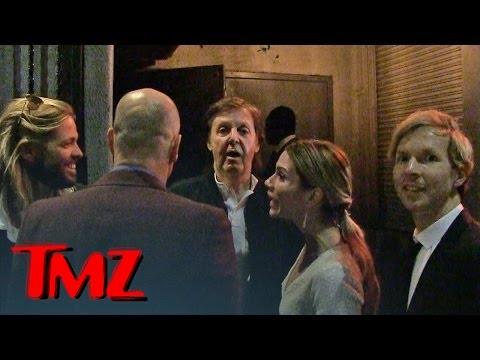 Nie wpuścili Paula McCartneya do klubu