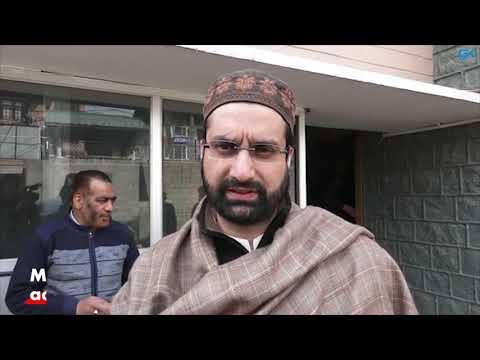 Mirwaiz calls India, Pakistan to end hostilities, address Kashmir issue