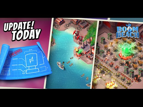 update - Here's a summary of the new update that just came out in Boom Beach. Operations are absolutely sick in my opinion - what do you guys think? I'll be doing tons of videos on my second channel,...