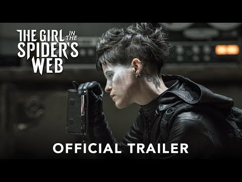 THE GIRL IN THE SPIDER'S WEB - Official Trailer (HD)