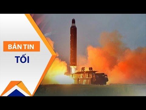 Triều Tiên: Bí mật vụ phóng tên lửa bất thành | VTC1 - Thời lượng: 3 phút, 8 giây.