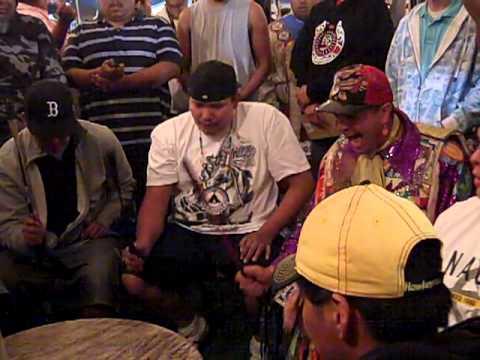 Meskwaki Nation. Legend's Casino Powwow 2010.