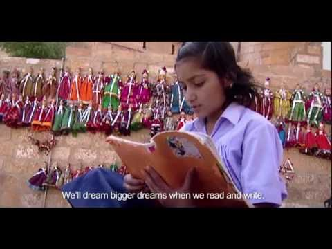 Nestle India-#EducateTheGirlChild - School Chali Main