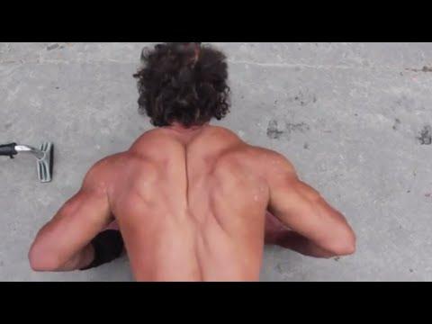 jacques sayagh - street fight, il clochard dai muscoli d' acciaio