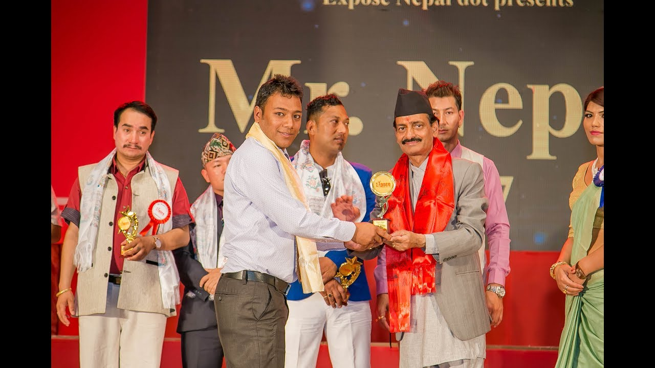 Mr Nepal Final