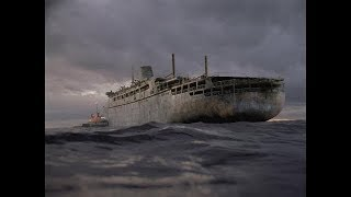 Video Creepy Ghost Ship Sails The World's Seas Unmanned For 38 Years MP3, 3GP, MP4, WEBM, AVI, FLV Maret 2019