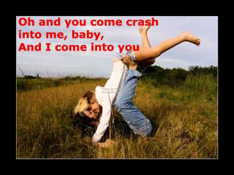Dave Matthews Band- Crash Into Me Lyrics