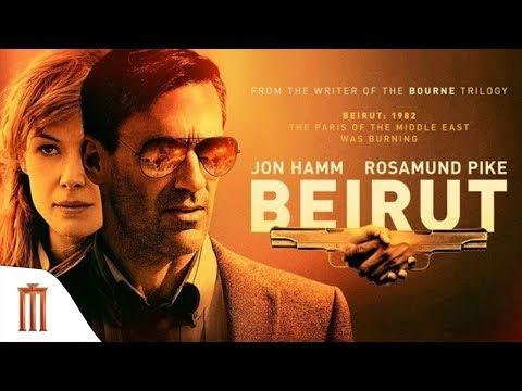 Beirut - Official Trailer [ซับไทย]