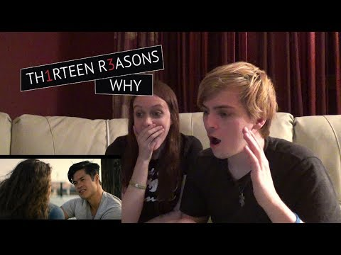 13 Reasons Why - Season 2 Episode 6 (REACTION) 2x06 The Smile at the End of the Dock