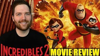 Incredibles 2 - Movie Review by Chris Stuckmann