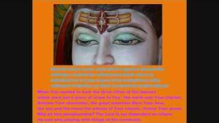 Shiva Mahimna Stotram (with Lyrics And Translation) Part 2 Of 3