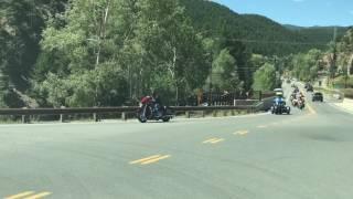 Harley Davidson Bikes Indian Hot Springs