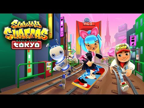 🇯🇵 Subway Surfers World Tour 2018 - Tokyo (Official Trailer) (видео)