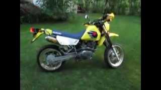 10. Suzuki DR200se 2007 motard