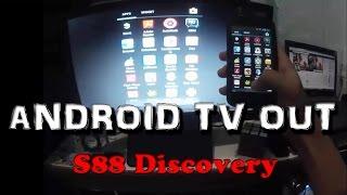 Video [TV OUT] Cara Menampilkan Layar Android Ke TV via IMO S88 Discovery MP3, 3GP, MP4, WEBM, AVI, FLV Juli 2018
