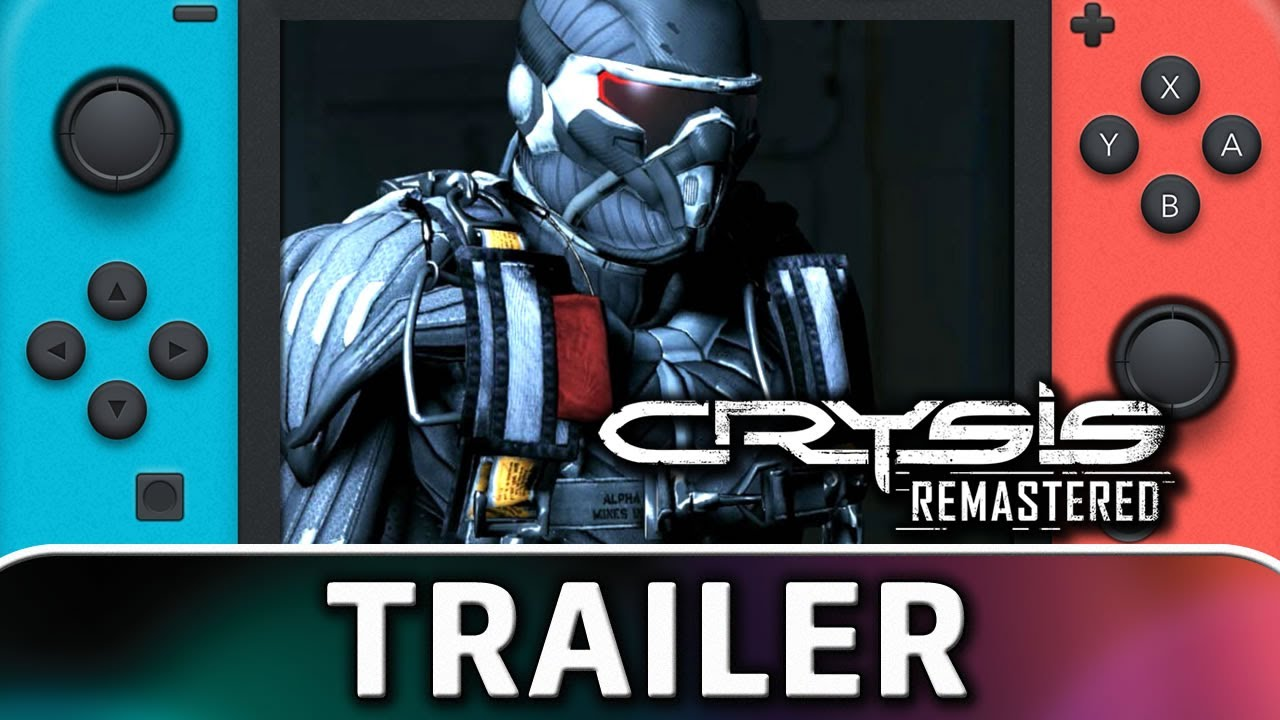 Crysis Remastered | Nintendo Switch Trailer