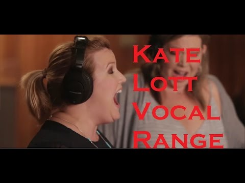 Kate Lott in Voctave High Notes Vocal Range
