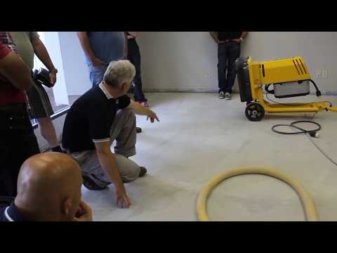 WerkMaster Launches Training Video For Polishing ARDEX PC-T Toppings