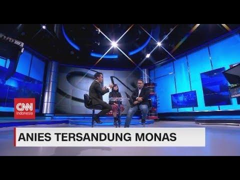 Anies Tersandung Monas #LayarDemokrasi