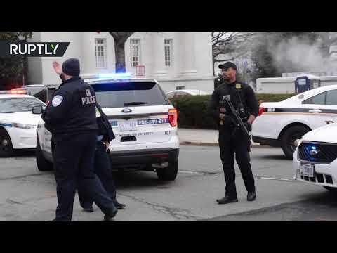 العرب اليوم - شاهد: الشرطة الأميركية تعلن توقيف سيّدة مسلحّة بمسدس