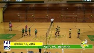 TVHS Volleyball vs. Bremen Lions