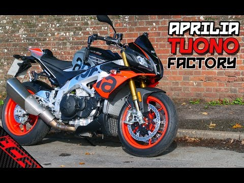 2019 Tuono Factory Review | What A BIKE!!
