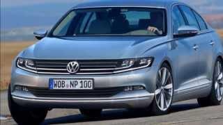 2014 Volkswagen CC 2 Preview