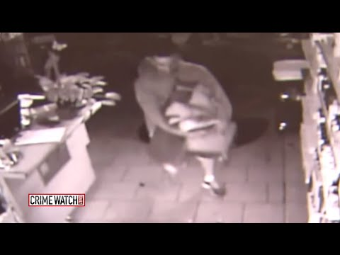 CrimeTube: Cops Searching for Suspected Serial Salon Burglars - Crime Watch Daily