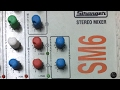 Stranger stereo mixer SM6 UNBOX REVIEW