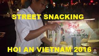 Hoi An Vietnam  City new picture : Vietnamese Street Foods Ancient Town Hoi An Vietnam 2016