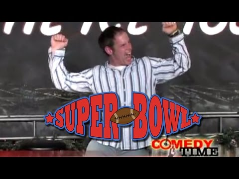 John Elway Super Bowl - Comedy Time