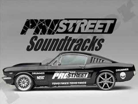 Pro street Soundtracks - Foreign Islands We .....