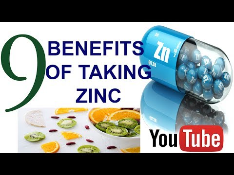 Benefits Of Taking Zinc | Benefits Of Taking Zinc Supplements - What Is Zinc Used For ?