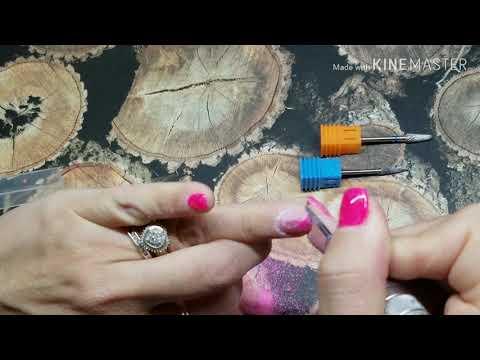 Gel nails - Relleno sin Acrilico! /Nuevas puntas / Gel de Foil