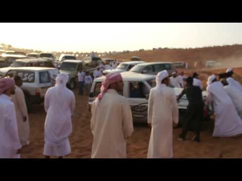 البلوشي - حادث خالد البلوشي في الفايه 2011.