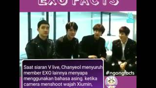 Video Chanyeol mengucapkan asalamuaikum MP3, 3GP, MP4, WEBM, AVI, FLV Maret 2018