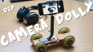 in this video we turn an old rollerskate and some wood & pvc pipe into a useful camera or smartphone slider/dolly to make some smooth shots.we hope you enjoyed watching this video, if you did please leave a like and consider subscribing for more video's.