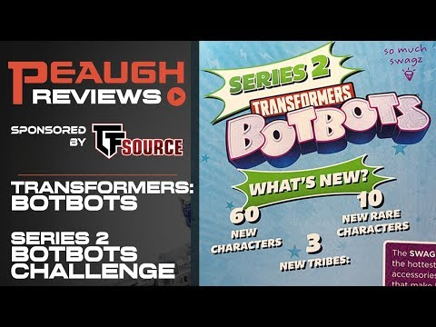 Video Review: BOTBOTS Series 2 BOTBOT CHALLENGE PROMO PACK!