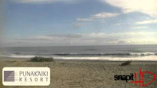 Punakaiki Webcam Sunday 22nd May 2011