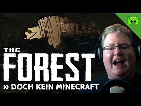 THE FOREST # 1 - Doch kein Minecraft «» Let's Play The Forest | HD