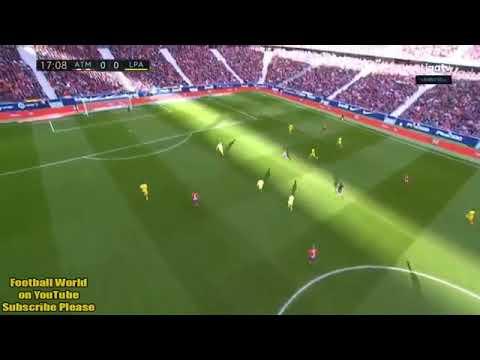 Atletico Madrid vs Las Palmas 3 0 All Goals and Highlights La Liga 28-01-2018