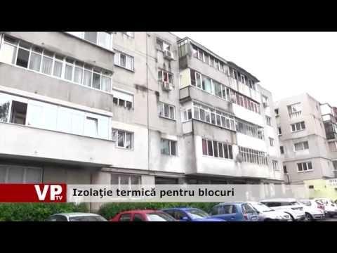 Izolaţie termică pentru blocuri
