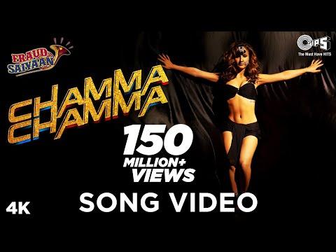 Download Chamma Chamma Official Song - Fraud Saiyaan | Elli AvrRam, Arshad | Neha Kakkar, Tanishk, Ikka,Romy HD Mp4 3GP Video and MP3