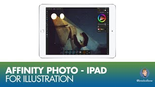 Last week Affinity Photo was released for the iPad. It's a full blown photo editing app with all the bells and whistles for the iPad. It truly is a pro caliber app. It's designed for photos, but how does it perform when it comes to drawing and illustration? Lets find out.-----------------------------------------------------GET MY PROCREATE COURSE FOR $10https://www.udemy.com/drawing-and-painting-on-the-ipad-with-procreate/?couponCode=COMICCOLORING-----------------------------------------------------My Drawing Gear:Surface Pro 3 - https://alexa.design/2nyx5YGiPad Pro - https://alexa.design/2oSdp1RAdobe Photoshop and Illustrator- http://adobe.comAstropad - http://astropad.com/Procreate - http://procreate.art/Kyle's Brushes for Photoshop - https://www.kylebrush.com/My Video Gear: Camera - iPhone 6 (yeah, I know, but it works)iRig (connects mic to phone): https://alexa.design/2nyE6bNMic: Audio-Technica ATR2100-USB: https://alexa.design/2oYRZQnGrip tight phone mount: https://alexa.design/2nyFyLtRing Light: https://alexa.design/2orOaThTiny lil tripod thingy: https://alexa.design/2nW3fIFMy Twitter: https://twitter.com/bradcolbowMy Patreon: https://www.patreon.com/bradcolbowMy Drawing and video gear: http://bradcolbow.com/mygear/Sign up for the newsletter:http://whichdrawingtablet.com/newsletter-signup/